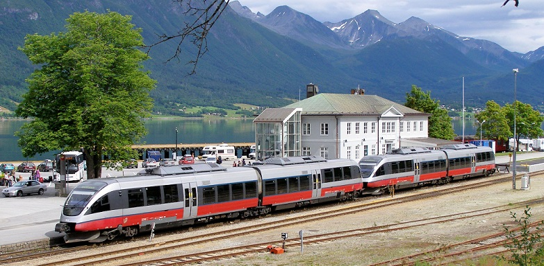 норвегия железные дороги страница 19 форум винского