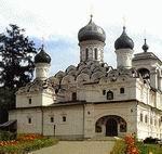 Никольская церковь. Никольское -Урюпино