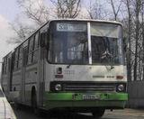 530 автобус. Фотография  Дениса Королёва
