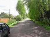 Одна из улиц в Опалихе